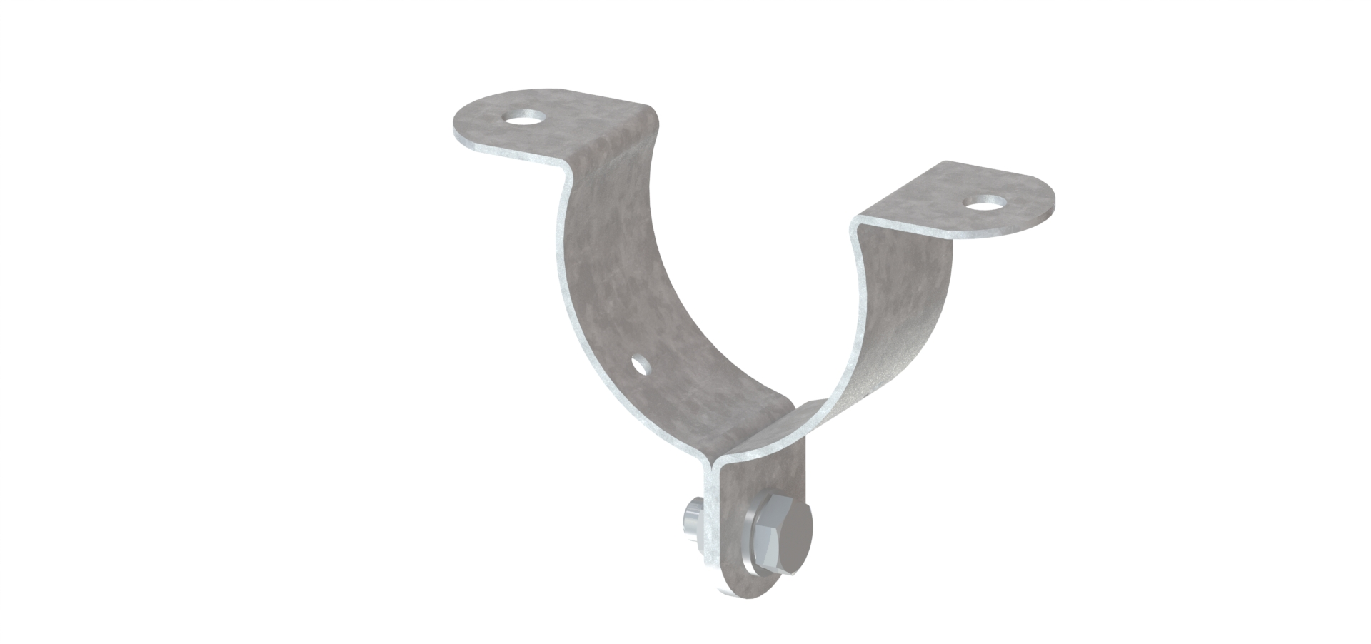 top junction clamp (42-60)